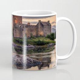 Scotland Eilean Donan Castle, island of Donan, Lough Duich castle Bridges Old Cities bridge Castles Coffee Mug