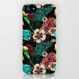 Lithium tropics iPhone Case