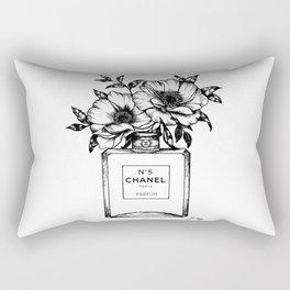 Foral Fragrance Rectangular Pillow