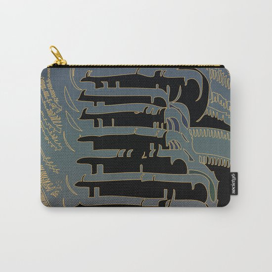 Seems All are There Carry-All Pouch