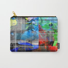 The Mixing Of Paint  Carry-All Pouch
