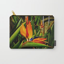Bird of Paradise Vibrancy Carry-All Pouch