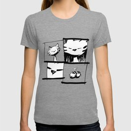 minima - IA - catnap T-shirt