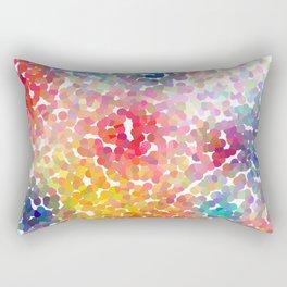 Birthday Party Confetti Rectangular Pillow
