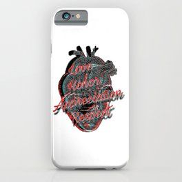 Essentials iPhone Case