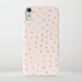 Dot 06 iPhone Case