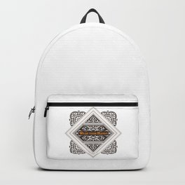 Wash your Hands – Square Backpack