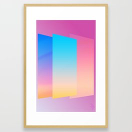 New 80s Wave 1986.19.001 Framed Art Print