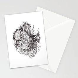 Doodle #2 Stationery Cards