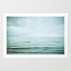 distance I Art Print