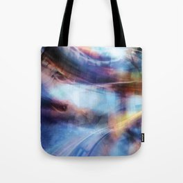 Dimensions in Movement Tote Bag