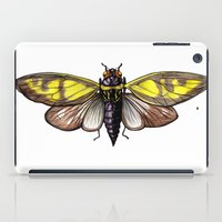 insect iPad Cases featuring Insect by Freja Friborg