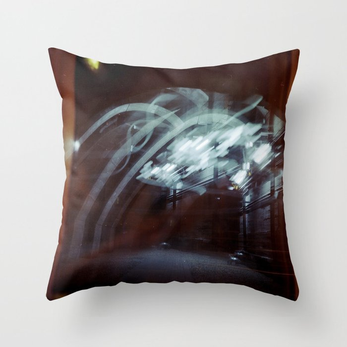 visible Throw Pillow