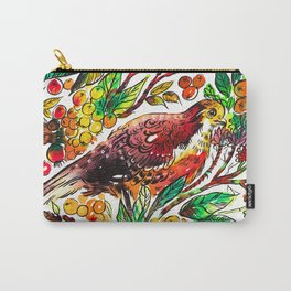 Cinnamon Dove Carry-All Pouch