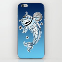 Stormtrooper koi iPhone Skin