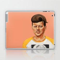 Hipstory -  John F Kennedyn Laptop & iPad Skin