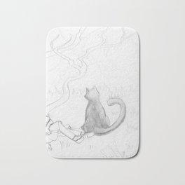 kittensketch Bath Mat