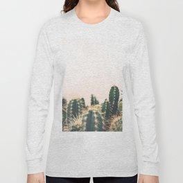 Desert Cactus 3 Long Sleeve T-shirt