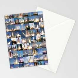 Shuttle Montage Stationery Cards