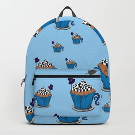 Wonderland Cupcake Backpack