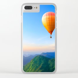 Ballons XX Clear iPhone Case