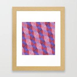 Op Art 172 Framed Art Print