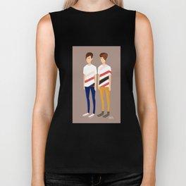 Tegan and Sara: TnS #1 Biker Tank