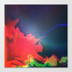 Glitch 22 Canvas Print
