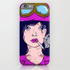 Dangerous Girls - Biker iPhone 6s Slim Case