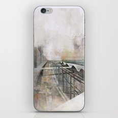 Paris d'avenir 3 iPhone & iPod Skin