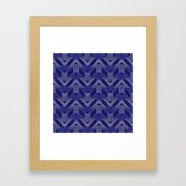 Op Art 99 Framed Art Print