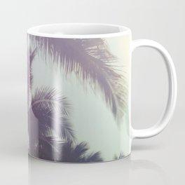 Dreamy Palm Trees Coffee Mug