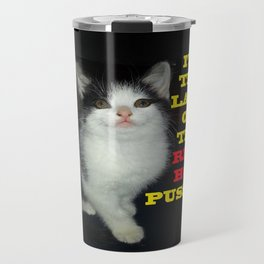 Sophia The Cat #2 [Tex's Owner] Travel Mug
