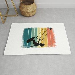 Kitesurfing Windsurfer Rug