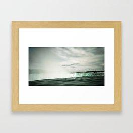 Horseshoe Falls II Framed Art Print
