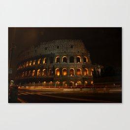 Colosseum, Rome Canvas Print