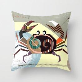 Cancer Zodiac Throw Pillow
