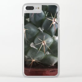 Comfort Tones Clear iPhone Case