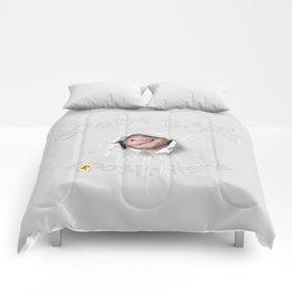 Sperm Bank (NSFW) Comforters