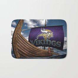 Viking Ship Bath Mat