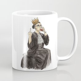 Queen RBG Coffee Mug