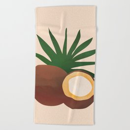 Cocconut Beach Towel