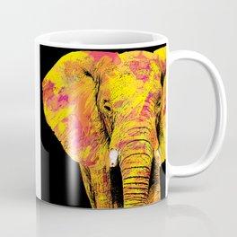 Elephant of Fire Coffee Mug