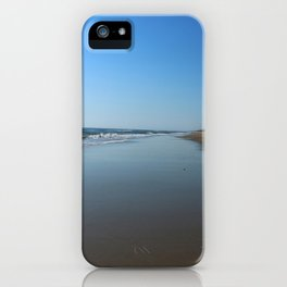 Longing For This Beach iPhone Case