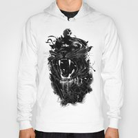 king Hoodies featuring The King by nicebleed