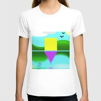 illusion T-shirts featuring Illusion by Cs025