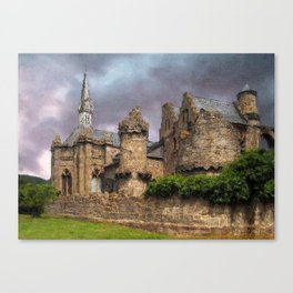 Beautiful places in Germany III Canvas Print