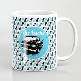 die Fische truck logo Coffee Mug