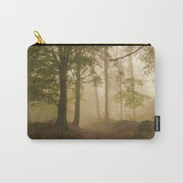 Alone in the Mist Carry-All Pouch