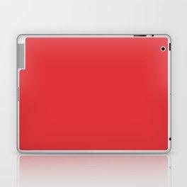 UK London Pillarbox Post Box Red Laptop & iPad Skin